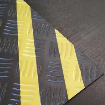 Impresión digital sobre acero