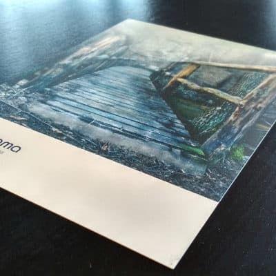 Impresión digital sobre PVC