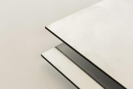 Aluminio Dibond material