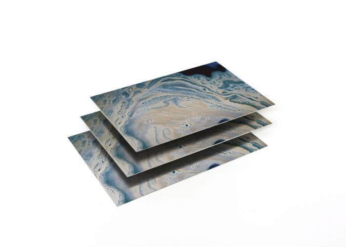 Chapa aluminio portada